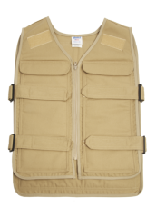 5 Pocket SteeleVest SA1144 Tan